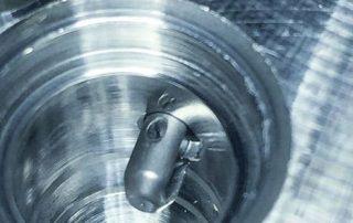 Gratfreie Hydraulikzylinder für Steuerungstechnik